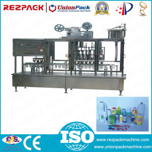Plastic Box Fill and Seal Machine (RZP) pictures & photos