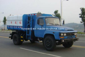 Dongfeng Garbage Truck with 6-10 Cbm