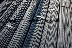 Hrb 500, ASTM A615, BS4449, JIS G3112, Hot Rolled, Deformed Steel Rebar pictures & photos