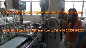PVC Ceiling Board Making Machinery Ceiling