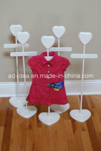 White Display Stand/ Exhibition for Store Garment Promotion pictures & photos