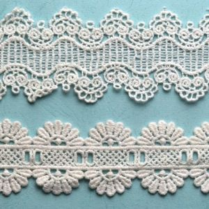 Trial Order Acceptable Make-to-Order Tokay Lace Trim pictures & photos