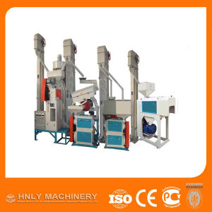 Good Quality Rice Milling Machine / Rice Mill pictures & photos