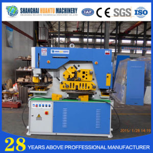 Q35y Hydraulic Punching and Shearing Machine pictures & photos