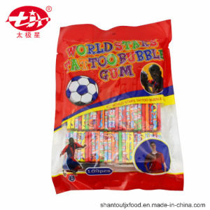 World Stars Bubble Gum with Tattoo Packing 100PCS pictures & photos