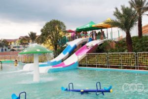 Small Water Slide, Kids Water Slide for Water Park pictures & photos