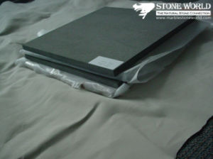 Hainan Black Basalt Tile and Slab for Outside pictures & photos