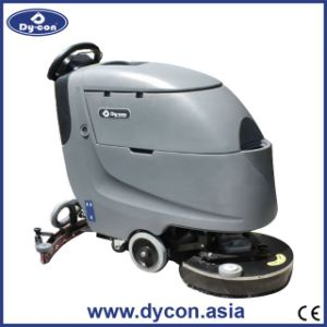 Multi-Function Dycon China Supplier Floor Scrubber for Big Area pictures & photos