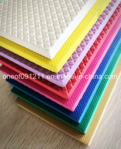 Good Quality Rubber EVA Sheet PE Sole Sheet for Flip Flop Making pictures & photos