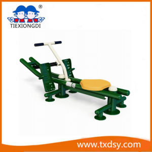 Hot Selling Park Steel Outdoor Fitness Equipment Txd16-Hof099 pictures & photos