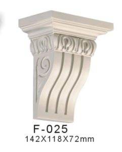 Polyurethane Decorative White Corbel for Interior Decoration pictures & photos