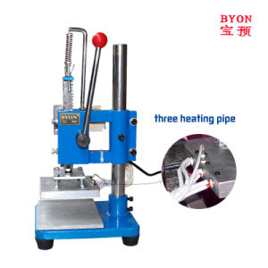 by-168 Foil Stamping Machine (15*16cm) pictures & photos