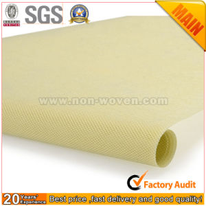 Non Woven Roll No. 10 Golden Yellow (60gx0.6mx18m) pictures & photos