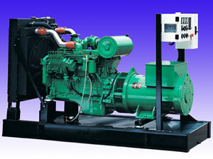 Cummins Series Diesel Generating Set