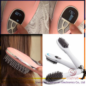 New Arrive 2 in 1 Hair Dryer Brush pictures & photos