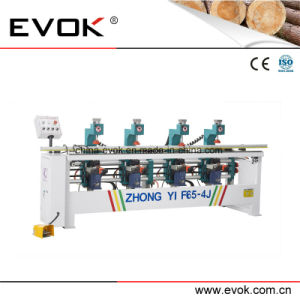 Woodworking Furniture 4 Heads Wood Hinge Boring Machine (F65-4J) pictures & photos