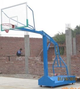 New Design Basketball Stands with Backboards Outdoor Fitness Equipment pictures & photos