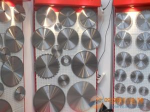 Tct Circular Saw Blade for Ferrous Metal Cutting pictures & photos