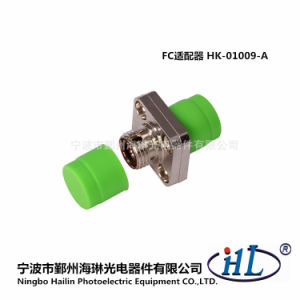 Good Exchangeability FC/APC Square Fiber Optic Adaptor pictures & photos