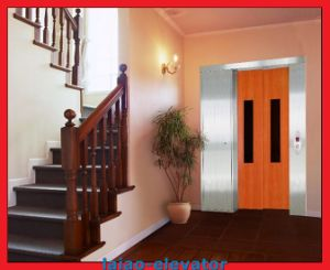Green Environment Protection Home Elevator Lift with Machine Roomless pictures & photos