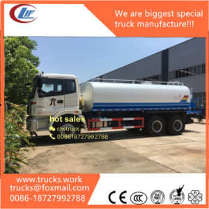 12000liters Statinless Steel Tank Water Sprinkler Truck pictures & photos