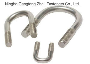 DIN3570 U Type Bolts for Industry pictures & photos