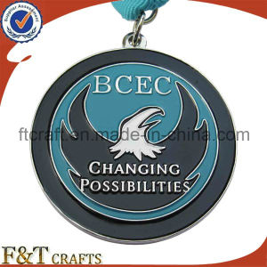 High Quality Embossed Sport Metal Medals pictures & photos