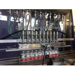 5 L Automatic Piston Type Liquid Filling Machine pictures & photos