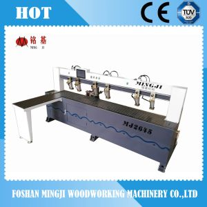 Wood Drilling Machine for Horizontal Dowel Pin Holes pictures & photos