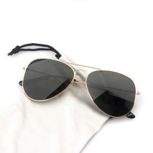 Ynjn Fashion Metal Frame Mirror Lenses Mens Sunglasses (YJ-0015) pictures & photos