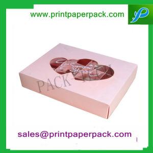Custom Printed Cardboard Packing Box Gift Cake Box Fancy Chocolate Paper Box Jewelry Box Cosmetic Perfume Box pictures & photos