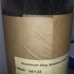 Aluminum Mesh/Aluminum Wire Mesh/Insect Window Screen pictures & photos