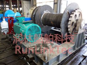 25t Electrical Winch/Marine Winch/Winch pictures & photos