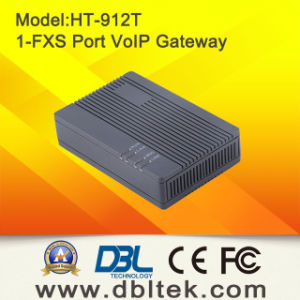 1-FXS VoIP Gateway (HT-912) (ATA) pictures & photos