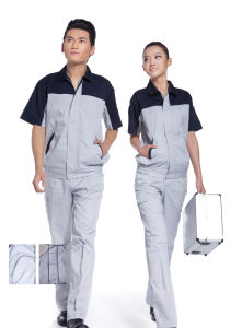 High Quality Anti Static Men Workwear pictures & photos