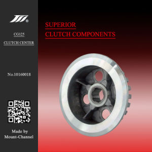 Popular Clutch Center Hub of 4 Columns for Honda Cg125 pictures & photos