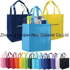 Customized Colorful Eco-Friendly Nonwoven Shopping Bag pictures & photos