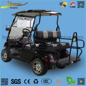 4 Seats Electric Golf Car Made in China pictures & photos