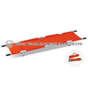 Aluminium Alloy Foldaway Stretcher pictures & photos