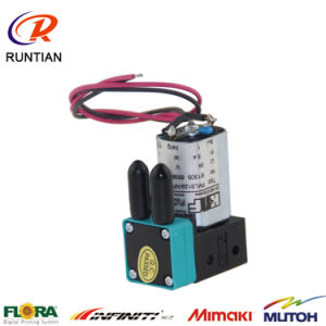 High Quality Import Knf Small Ink Pump 24V 3.4W for Large Format Inkjet Printer pictures & photos