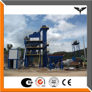 120tph Stationary Citumen Brand New Drum Mix Asphalt Plant pictures & photos