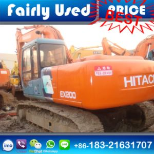 Used Hitachi Crawler Excavator Ex200-2 of Hitachi Ex200-2 Excavator