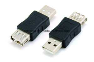 USB2.0 Female to Female Adapter pictures & photos