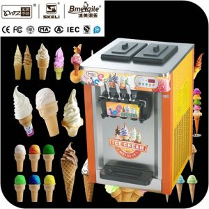 High Quality Table Ice Cream Machine Made in China pictures & photos