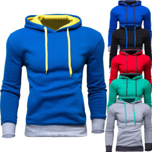 OEM Men Fitness Hoodies Gym Sweatshirt Cotton Hoody pictures & photos