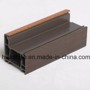 Extrusion Laminated Profiles PVC Profile pictures & photos