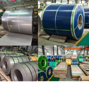 AISI 304 Cold Rolled Stainless Steel Coils pictures & photos