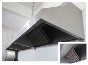 Professional Customized Canopy Range Hood (DM96-1200) pictures & photos