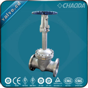 GB Standard Cryogenic Gate Valve pictures & photos
