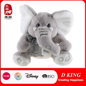 "10"" Cute Gary Children Favorite Plush Elephant Toys pictures & photos"
